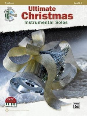 Ultimate Christmas Instrumental Solos, Alfred Music