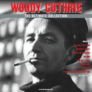 Ultimate Collection (Graues Vinyl), Woody Guthrie