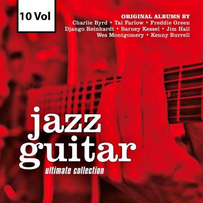 Ultimate Jazz Guitar Collection Vol.1, 10 CDs, Various, Charlie Byrd, Tal Farlow, Django Reinhard