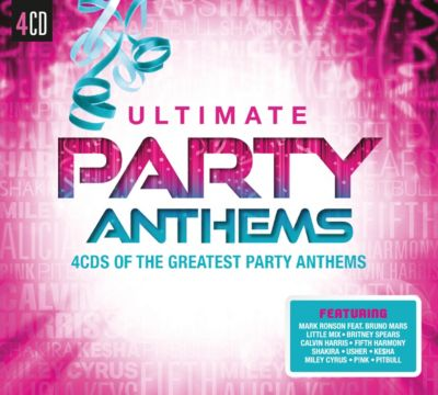 Ultimate Party Anthems, Various