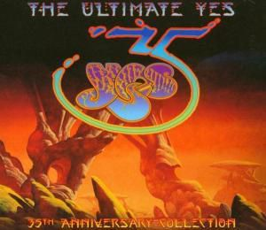 Ultimate Yes-35th Anniversary, Yes
