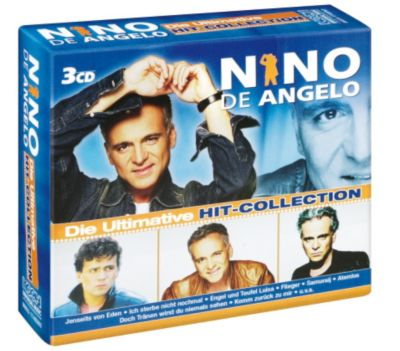 Ultimative Hit -Collection, Nino De Angelo