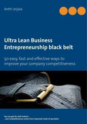 Ultra Lean Business, Antti Leijala