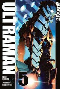 Ultraman, Eiichi Shimizu, Tomohiro Shimoguchi