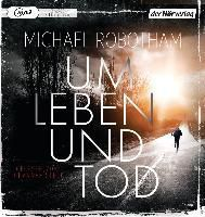 Um Leben und Tod, 2 MP3-CDs, Michael Robotham