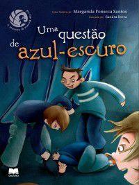 Uma questão de azul-escuro, Margarida Fonseca Santos