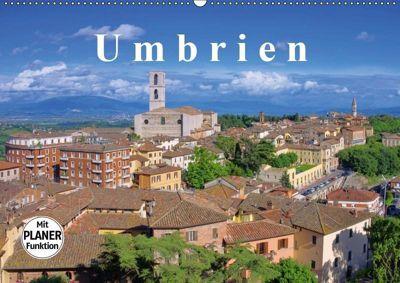 Umbrien (Wandkalender 2019 DIN A2 quer), k.A. LianeM