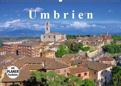 Umbrien (Wandkalender 2019 DIN A2 quer), LianeM