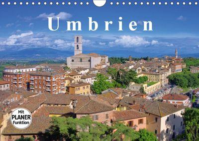 Umbrien (Wandkalender 2019 DIN A4 quer), LianeM