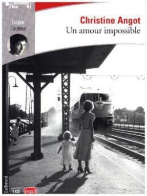 Un amour impossible, MP3-CD, Christine Angot