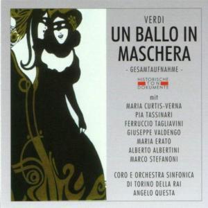 Un Ballo In Maschera, Coro E Orch.Sinf.Di Torino De