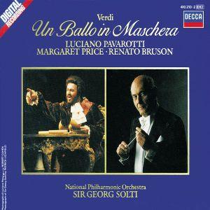 Un Ballo In Maschera (Ga), Pavarotti, Price, Solti, Pol
