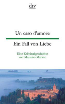 Un caso d' amore - Massimo Marano  