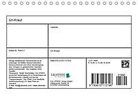 Un-Kraut (Tischkalender 2019 DIN A5 quer) - Produktdetailbild 13