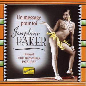 Un Message Pour Toi, Josephine Baker