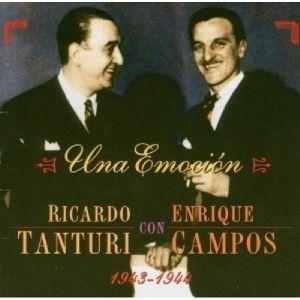Una Emocion 1943-44, Ricardo Tanturi