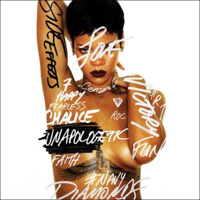 Unapologetic (Limited Deluxe Edition, CD+DVD), Rihanna