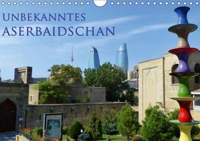 Unbekanntes Aserbaidschan (Wandkalender 2019 DIN A4 quer), Michaela Schiffer