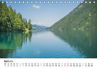 Unbekanntes KärntenAT-Version (Tischkalender 2019 DIN A5 quer) - Produktdetailbild 4