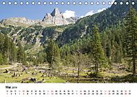 Unbekanntes KärntenAT-Version (Tischkalender 2019 DIN A5 quer) - Produktdetailbild 5