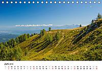 Unbekanntes KärntenAT-Version (Tischkalender 2019 DIN A5 quer) - Produktdetailbild 6