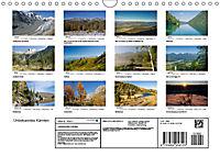 Unbekanntes KärntenAT-Version (Wandkalender 2019 DIN A4 quer) - Produktdetailbild 13