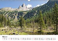 Unbekanntes KärntenAT-Version (Wandkalender 2019 DIN A3 quer) - Produktdetailbild 5
