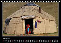 Unbekanntes Kirgistan (Tischkalender 2019 DIN A5 quer) - Produktdetailbild 1