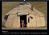 Unbekanntes Kirgistan (Wandkalender 2019 DIN A2 quer) - Produktdetailbild 1