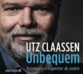 Unbequem, Audio-CD, Utz Claassen