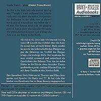Uncle Tom's Cabin, 2 MP3-CDs - Produktdetailbild 1