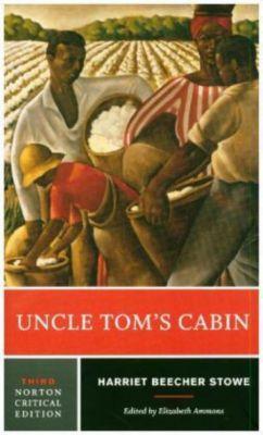 Uncle Tom's Cabin, Harriet Beecher-Stowe