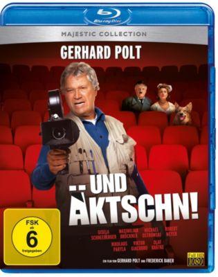 Und Äktschn, Frederick Baker, Gerhard Polt