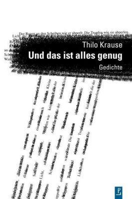 Und das ist alles genug - Thilo Krause pdf epub