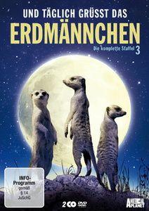 Und täglich grüßt das Erdmännchen - Die komplette Staffel 3, Chris Barker, Caroline Hawkins, Anne Sommerfield