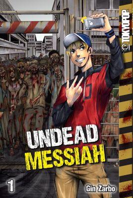 Undead Messiah: Undead Messiah manga volume 1, Gin Zarbo