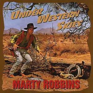 Under Western Skies   4-Cd & B, Marty Robbins