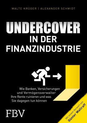 Undercover in der Finanzindustrie -  pdf epub