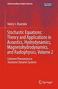 vzsr stochastic equations theory and applications in acoustics hydrodynamics magnetohydrodynamics an