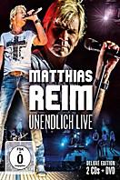 Unendlich Live (Premium Edition, 2CDs+DVD)