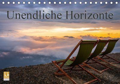 Unendliche Horizonte (Tischkalender 2019 DIN A5 quer), Thomas Klinder