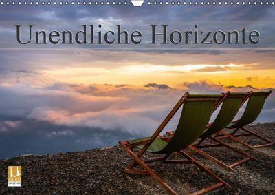 Unendliche Horizonte (Wandkalender 2019 DIN A3 quer), Thomas Klinder