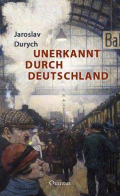 Unerkannt durch Deutschland, Jaroslav Durych