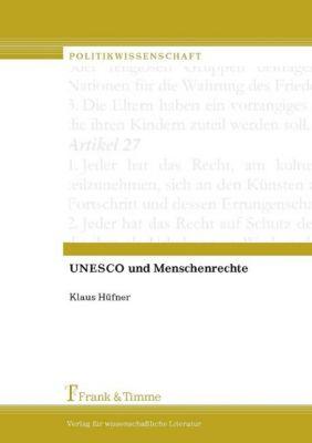 UNESCO und Menschenrechte, Klaus Hüfner