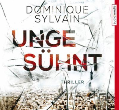 Ungesühnt, 5 Audio-CDs, Dominique Sylvain