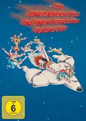 unglaubliche Reise in einem verrückten Raumschiff, Die, Raymond Burr,Chuck Connors Lloyd Bridges