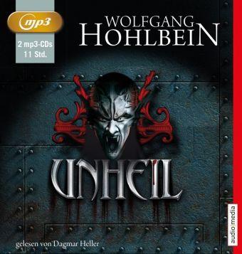 Unheil, 2 Audio-CDs, Wolfgang Hohlbein