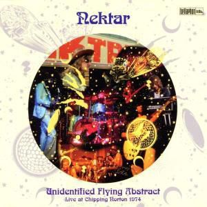 Unidentified Flying Abstract - Live, Nektar