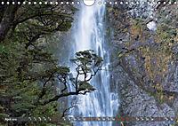 Unique New Zealand (Wall Calendar 2019 DIN A4 Landscape) - Produktdetailbild 4