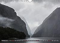 Unique New Zealand (Wall Calendar 2019 DIN A4 Landscape) - Produktdetailbild 2